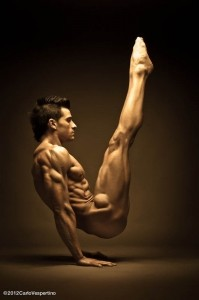 Claudio bertolino - Aerialist / Acrobat