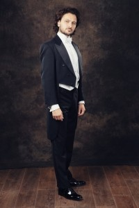 Singer Vasili Karpiak | Andrea Bocelli repertoire - Male Singer