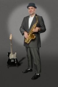 Andy Ska ! 1 man ska & reggae band - Saxophonist