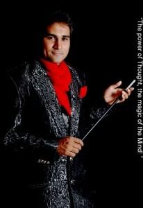 Magician Arun - Cabaret Magician
