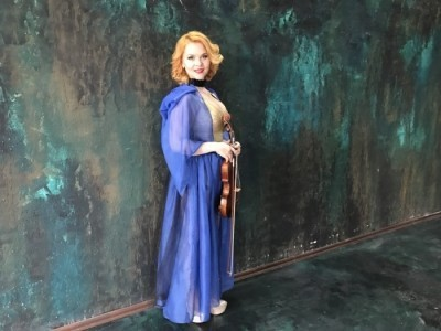 Anna Konovalova - Violinist