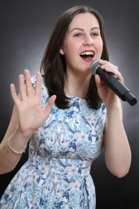 Sioned Roberts  - Female Singer