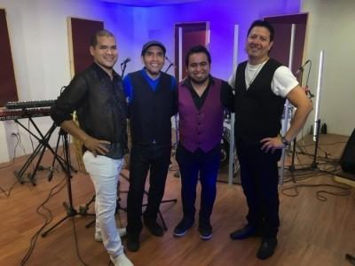 Rico Mambo ( latin band ) - Drummer