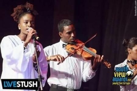 A Natural Violinist - Violinist