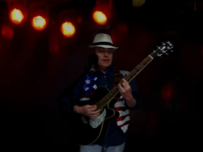 Nucho Marin - Male Singer
