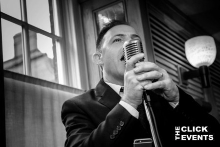 Steve Conway vintage style vocalist  - Male Singer