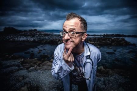 Comedy Hypnotist Chris Doc Strange image