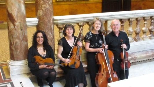 Cleveden Quartet image