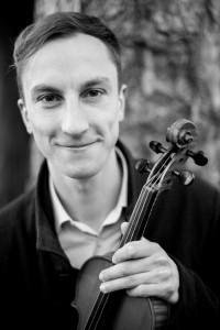 Carl Bradford - Violinist image