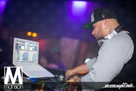 Djpuertorico  - Nightclub DJ