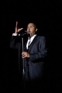 CHRISTOPHER ALAN GRAVES - Male Singer