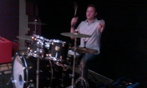 Scott Alan Sutton - Drummer