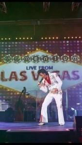 Great Britain's Best Elvis - Elvis Tribute Act