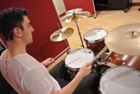 Dan Lewis - Drummer
