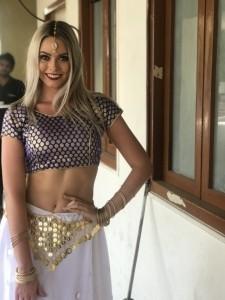 Camilla Pedersen - Female Dancer