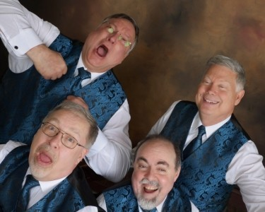 A cappella barbershop quartet  - A Cappella Group