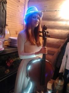 Maria Sakovets - Cellist
