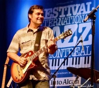 Mike Goudreau - Jazz Band