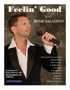 Rome Saladino - Michael Buble Tribute Act