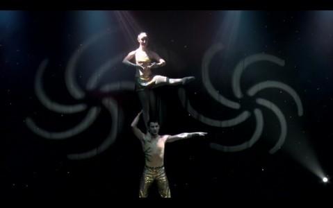Duo Sunshine - Aerialist / Acrobat