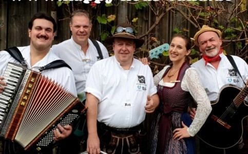 HAPPY HOUR Oktoberfestband Partyband Hochzeitsband Weddingband - German Band