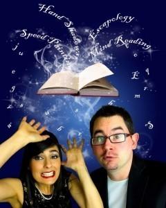 2 Minds Combined - Cabaret Magician