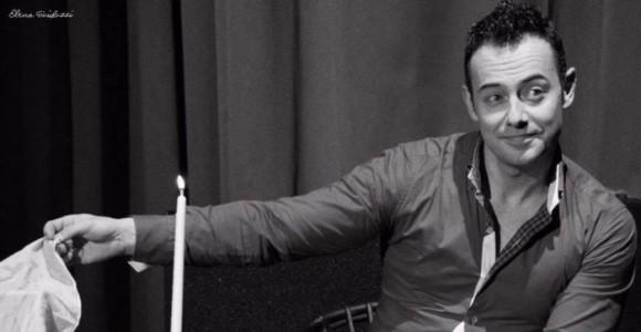 Jorge Moreno - Stage Illusionist