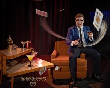 Richard Preston Worlds Greatest Magician Frozen in Time - Comedy Cabaret Magician