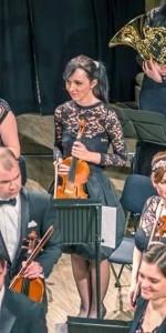Vaiva Tamosiunaite - Violinist