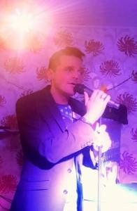 Mark-antony On Stage  - Male Singer