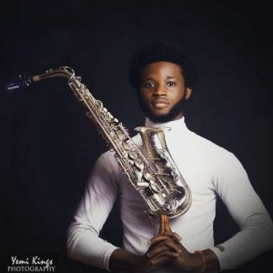 Olayemi Ogundola  - Saxophonist