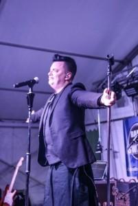 Marc As Robbie  - Robbie Williams Tribute Act