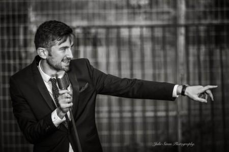 Arthur Geldard - Male Singer