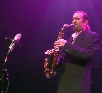 Christopher Roy - Saxophonist