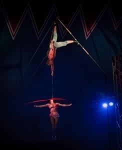 Parshin Alexander - Aerialist / Acrobat