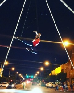 Aerial Gael  - Aerialist / Acrobat