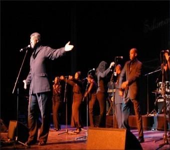Solomon Bozeman - Soul / Motown Band