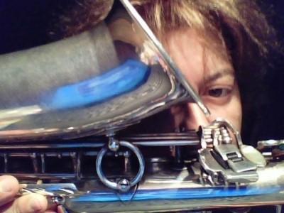 nicoletta Manzini - Saxophonist