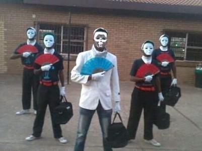 Master Shobe SA - Song & Dance Act