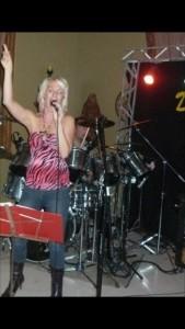 Crystal Clarke - Female Singer