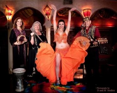 Edemia Dance - Belly Dancer