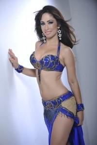 Baheyya El-Ghazal / Luxora Dance Company - Belly Dancer