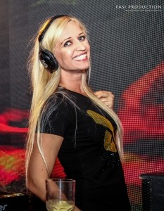 Sabrina Terence - Nightclub DJ