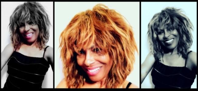 Manouchka  (Tina Turner impersonator)  - Tina Turner Tribute Act