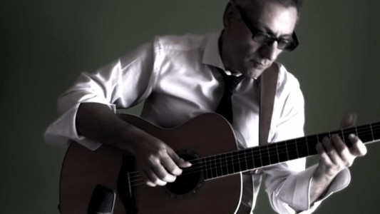 Franco Presti - Acoustic fingerstyle guitarist - Solo Guitarist