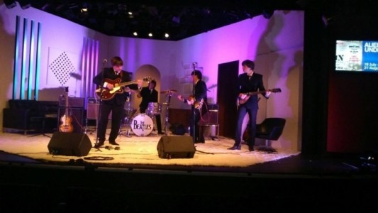 The Beatles with an A - Beatles Tribute Band