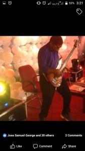 David - Bass Guitarist