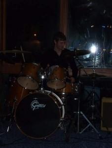 Matthew Tillett - Drummer