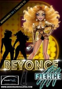 Deborah Soul Diva! Soultown( Diana ross,Soul n Motown), FIERCE(Beyonce tribute) image