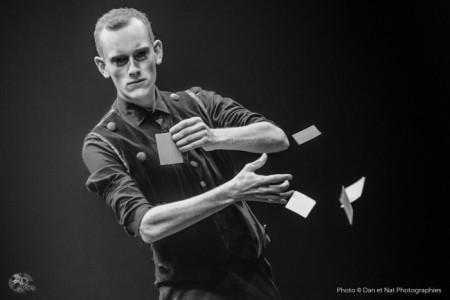 Niek Takens - Other Magic & Illusion Act